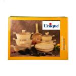 سرویس قابلمه 13 پارچه کلاسیک رزگلد یونیک صادراتی کد 7897  classic rose gold pot service unique,13-piece, export code 7895