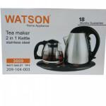 چای ساز واتسون مدل Watson WSTT-3005.ST-Tip9 Watson Tea Maker Model Watson WSTT-3005.ST-Tip9