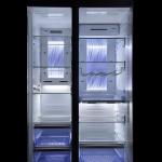 یخچال و فریزر ساید بای ساید استیلون مدل INVERNO STEELON Refrigerator freezer Side By Side Model INVERNO