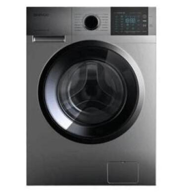 ماشین لباسشویی پرو 8 کیلویی نقره ای DWK-Pro84SS 8 kg silver DWK-Pro84SS Pro washing machine