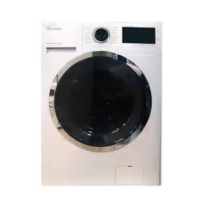 ماشین لباسشویی پرو 8 کیلویی سفیدمدل DWK-Pro84TB Washing machine 8 kg white DWK-Pro84TB