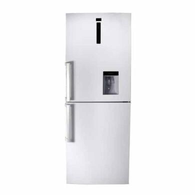 یخچال فریزر عرض 70 سفید تسلا مدل TSC23-WD white Tesla refrigerator-freezer 70s model TSC23-WD