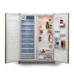 یخچال فریزر دوقلو سوزان ۲۰ فوت  Susan Twin Freezer 20 feet