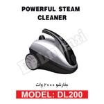 بخارشو 2000 وات دلمونتی مدل DL 200 Steamer 2000 watts Delmonte model DL 200