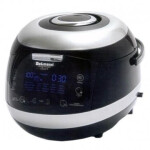 پلوپز دیجیتال لمسی دلمونتی DL660A Delmonte DL660A digital touch rice cooker