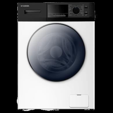 ماشین لباسشویی ایکس ویژن مدل TM84-BWBL ظرفیت 8 کیلوگرم X.Vision TM84BWBL Washing Machine 8 Kg
