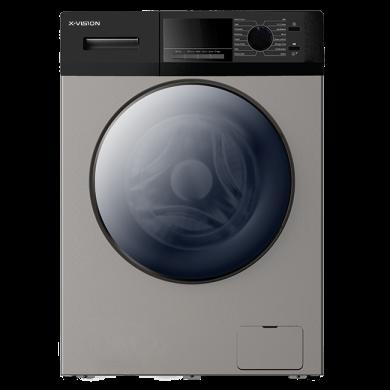 ماشین لباسشویی ایکس ویژن مدل TM84-BSBL ظرفیت 8 کیلوگرم X.Vision TM84BSBL Washing Machine 8 Kg