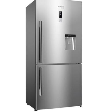 یخچال فریزر کمبی پایین فریزر مدل BCD-458WY Comb Freezer Down Comb Freezer Model BCD-458WY