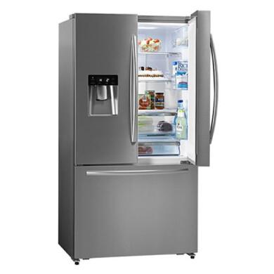 یخچال فریزر مجیک فرنچ مدل 536 Magic French refrigerator-freezer model 536