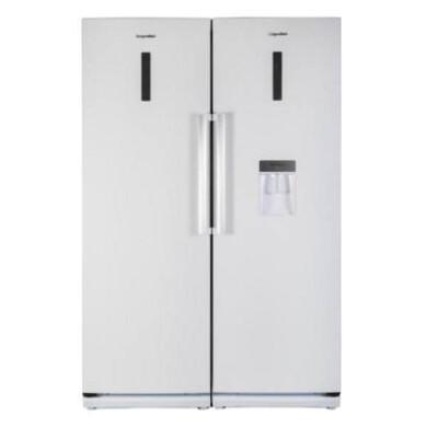 یخچال و فریزر دوقلو دیپوینت مدل D4i - pro DePoint D4i - pro twin refrigerator