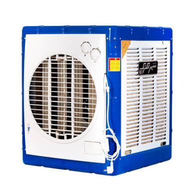 کولر آبی آکسیال سپهرالکتریک مدل SE310 Seperelectric axial water cooler model SE310