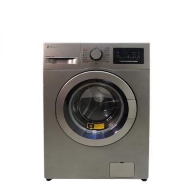 ماشین لباسشویی اسنوا تیتانیوم 7 کیلویی سری Harmony Slim مدل SWM-71125 SNOWA Titanium 7 kg washing machine Harmony Slim series model SWM-71125