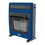بخاری گازی بدون دودکش شعله ای سپهرالکتریک مدل SE5000B Sepehr Electric flameless gas heater model SE5000B