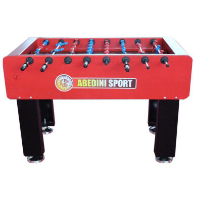 میز فوتبال دستی فلزی پارکی F113 Metal handball table park F113