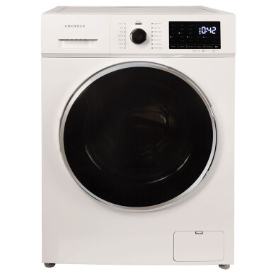 ماشین لباسشویی امرسان مدل FS10N  ظرفیت 8 کیلوگرم Emersun washing machine model FS10N capacity 8 kg