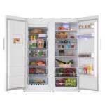 یخچال فریزر دوقلو 16 فوت امرسان مدل دیاموند RH16D & FN16D  Emerson Diamond RH16D & FN16D twin refrigerator-freezer 16-foot