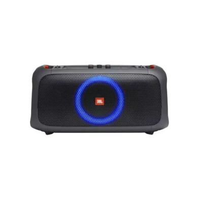 اسپیکر بلوتوثی قابل حمل جی بی ال مدل Partybox on the go JBL Portable Bluetooth Speaker Model Partybox on the go