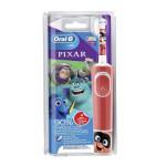 مسواک برقی اورال-بی مدل D100 Pixar طرح کارخانه هیولا Oral-B electric toothbrush model D100 Pixar monster factory design