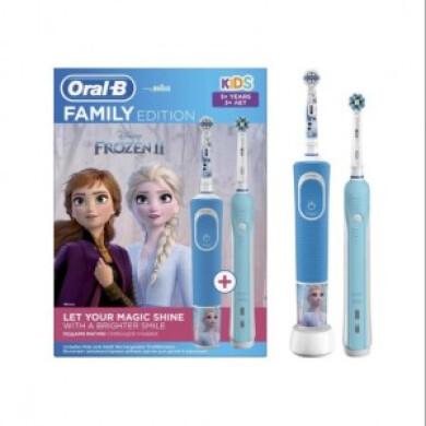 مسواک برقی اورال بی ORALB FAMILY EDITION PRO 500 ORALB FAMILY EDITION PRO 500 electric toothbrush