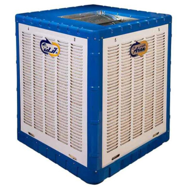 کولر آبی شرکت آران گاز طوس مدل AR6800 Water cooler of Aran Gaz Toos Company, model AR6800