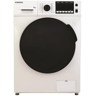 ماشین لباسشویی جنرال ادمیرال 9 کیلویی مدل FTU 4913 General Admiral washing machine 9 kg model FTU 4913