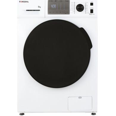 ماشین لباسشویی جنرال ادمیرال 9 کیلویی مدل FTI 4911 General Admiral washing machine 9 kg model FTI 4911
