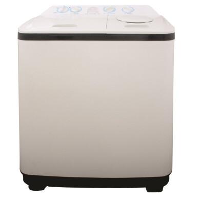 ماشین لباسشویی جنرال آدمیرال مدل TT-N 5964 AJ ظرفیت 9.6 کیلوگرم TT-N 5964 AJ General Admiral twin washing machine 9.6 kg